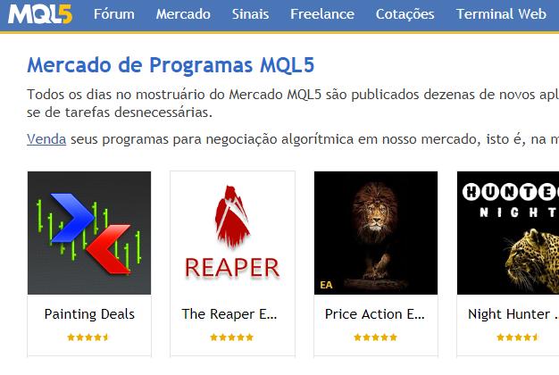 Programador MQL5